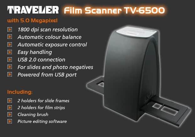 TRAVELER TV 6500