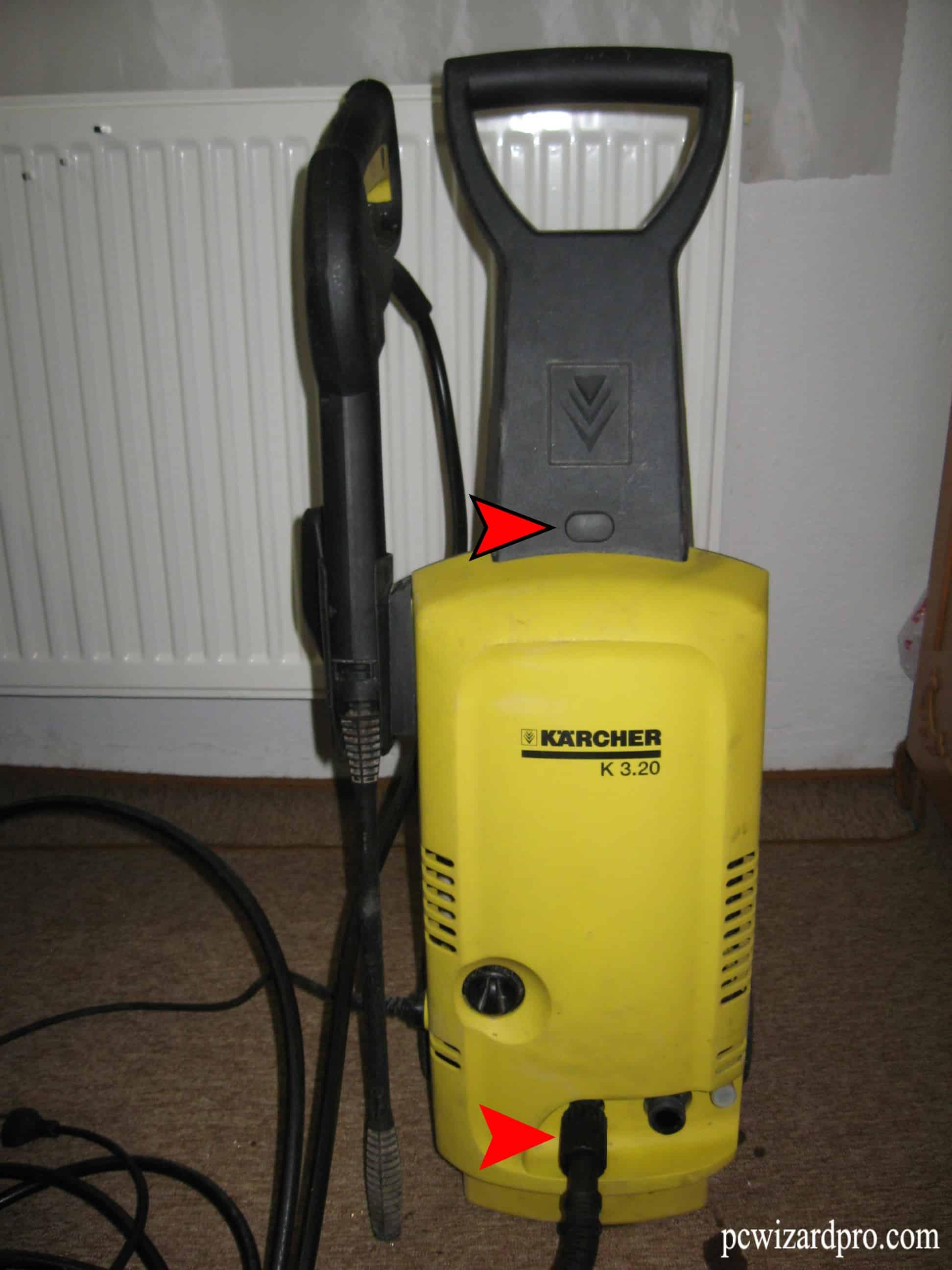 Karcher Perfect Karcher Hdss Kw Psi Hot Water Steam