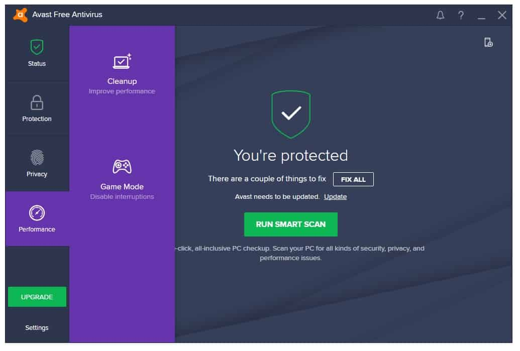 Avast free antivirus 2017 final full version for windows xp with key