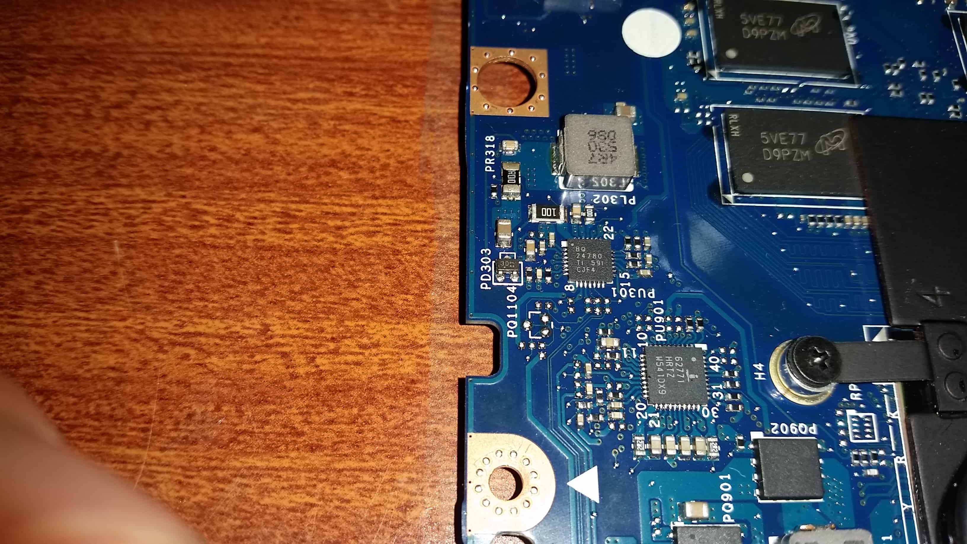 Lenovo 500-15ISK disassembly
