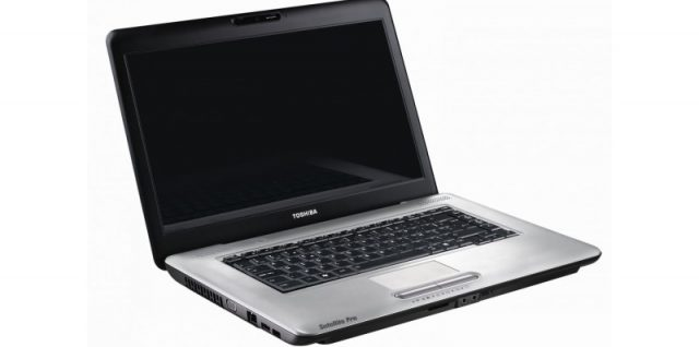 Toshiba Satellite L300 won't start repair