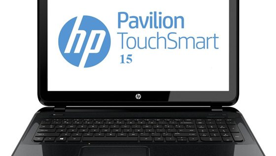 HP TouschSmart 15 Drivers Windows 7