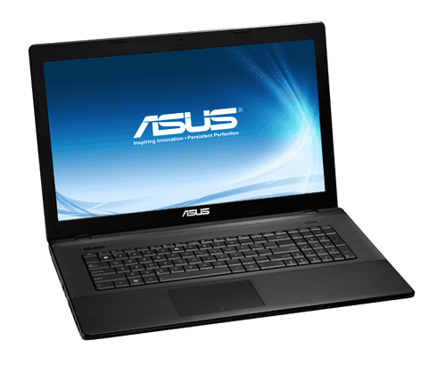 ASUS X75VB Drivers Windows 7